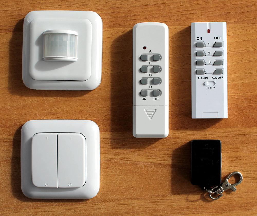 smarthome ger te mit 433 mhz. Black Bedroom Furniture Sets. Home Design Ideas